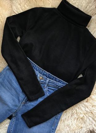 Теплий турецький гольф-светр