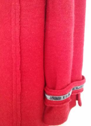 Стильный шерстяной кардиган,италия,пог 543