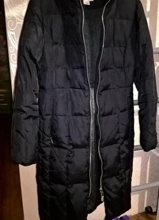 Зимние пальто, тонкое, легкое, теплое,пух