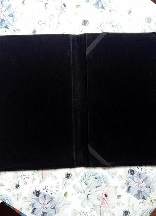 Чехол - книжка для  большого планшета5
