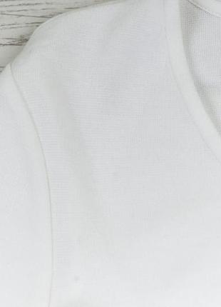 Белая  блуза кофта от tu рр 10 наш 442