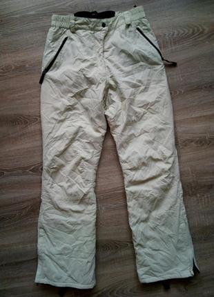 Лыжные женские  штаны брюки1