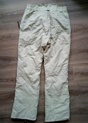Лыжные женские  штаны брюки3