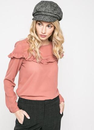 Новая блузка asos пыльная роза