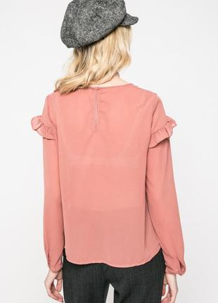 Новая блузка asos пыльная роза3 фото