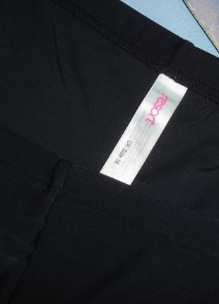 Низ от купальника раздельного трусики женские плавки размер 52 / 18 черные высокие розовые4