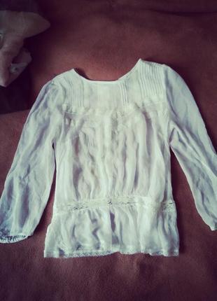 Стильна блузка1 фото