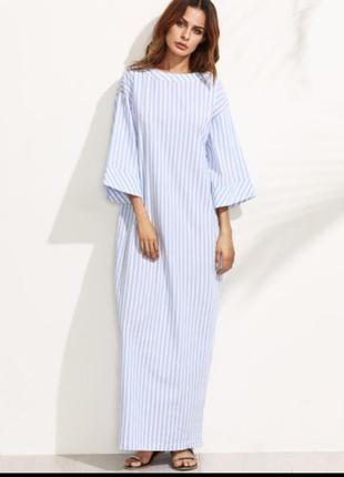 Платье в пол5