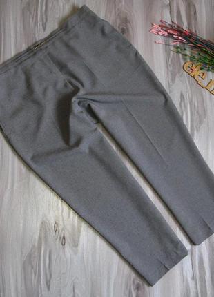 Легкие брючки чинос ( сзади пояс резинка) размер eur 48-501