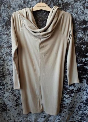 Стильное платье с хомутом / покупай 2 плати 12