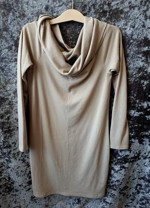 Стильное платье с хомутом / покупай 2 плати 14