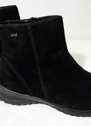 Зимние ботинки,сапоги legero, 39р,стелька25см. отличное состояние1