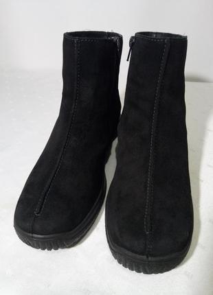 Зимние ботинки,сапоги legero, 39р,стелька25см. отличное состояние2