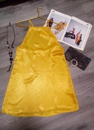 Платье, сарафан в бельевом стиле размер l missguided2 фото