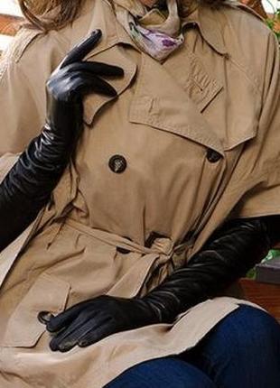 Перчатки из натуральной кожи2 фото
