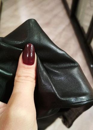 Перчатки из натуральной кожи4 фото