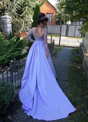 Вечірня сукня1 фото