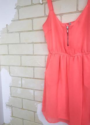 Яркое летнее платье3