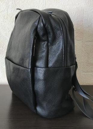 Рюкзак 1453 эко-кожа черный1