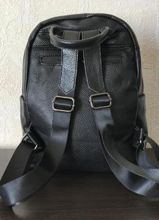 Рюкзак 1453 эко-кожа черный5