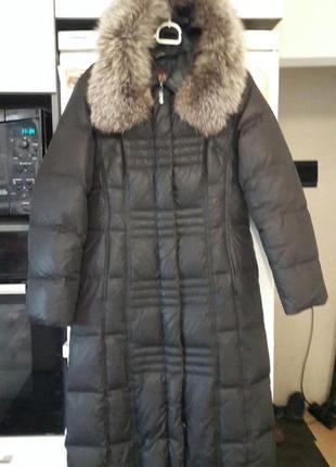 Зимнее пальто. пуховик