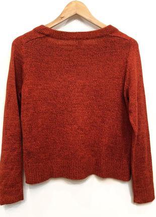 Новый вязаный свитер h&m3