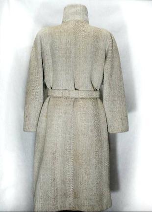 👉идеальное пальто hucke шерсть&мохер👍2