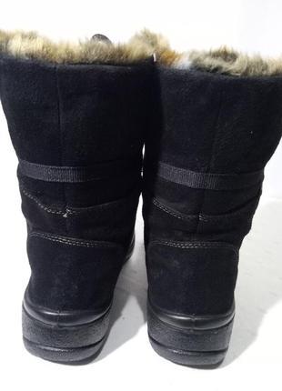 Зимние сапоги,ботинки ara(ара), 38р,стелька24,5см. отличное состояние4 фото