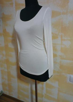 Фирменная, стрейчевая, футболка с длинным рукавом ( подарок при покупке 2 вещей)1