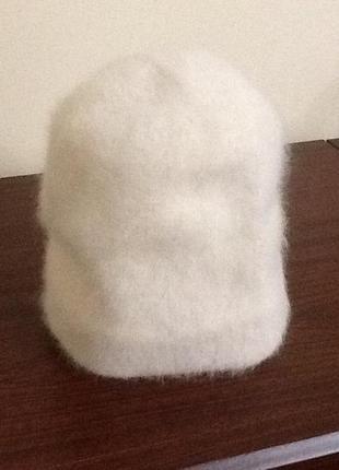 Ангоровая шапка3 фото