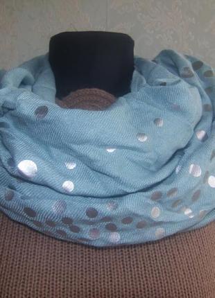 Потрясающий шарф-палантин