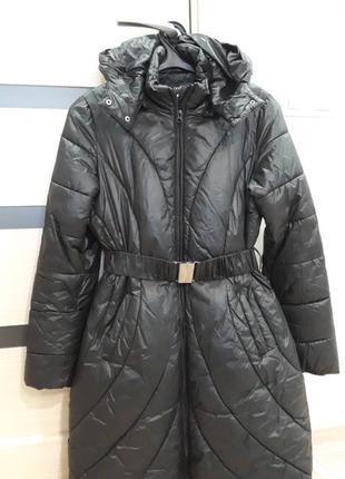 Зимнее пальто. пуховик2