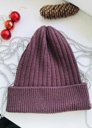 Тёплая шапка1