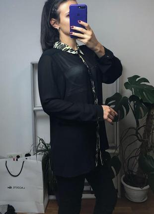 Шифоновая блуза от h&m2