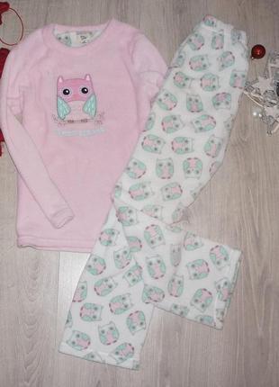 Махровая пижамка , размер 6-81 фото