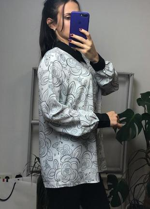 Стильная блуза от h&m2