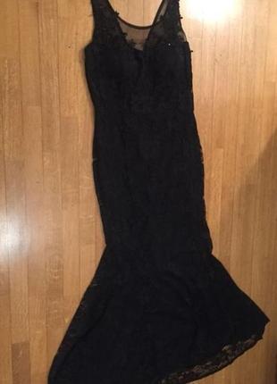 Вечернее платье. италия2 фото