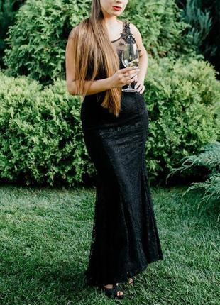 Вечернее платье. италия3 фото