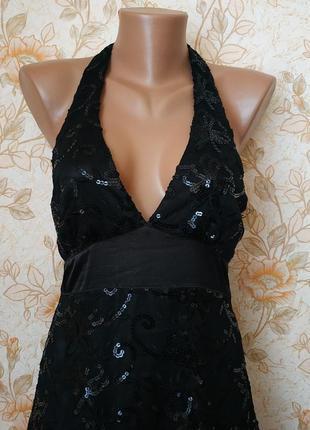 Красивое,праздничное платье!. на бирке- 14 р-р(48).2