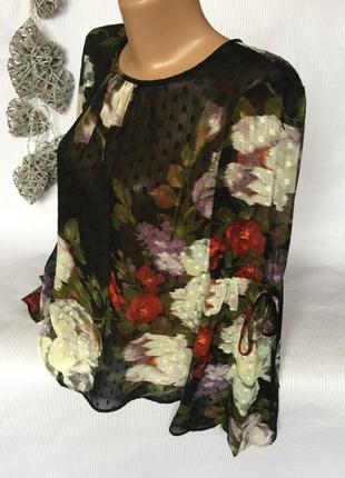 Шикарная блуза m&s3