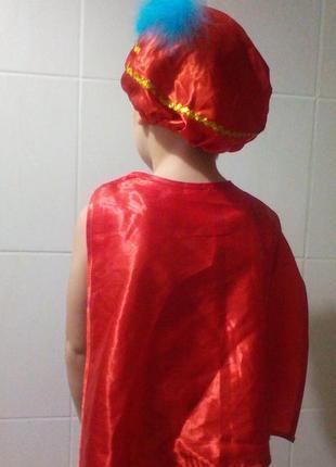 Новогодний костюм принца,пажа на 1-4 годика
