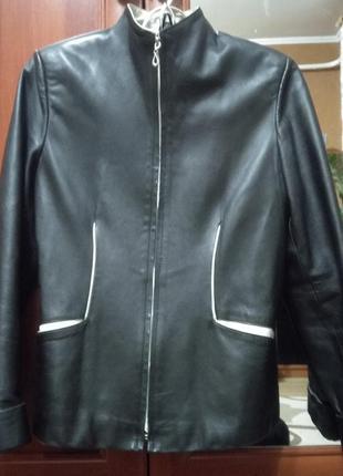 Шкіряна куртка2