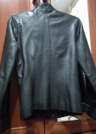 Шкіряна куртка3