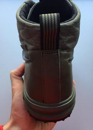 Новые ботинки кроссовки кеды nike lunar force 1 duckboot 17 25 см оригинал3