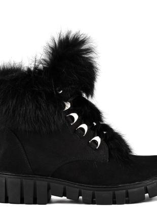 970цп женские ботинки zummer,на каблуке,на толстой подошве,на низком ходу2 фото