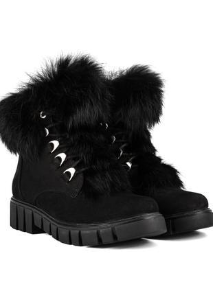 970цп женские ботинки zummer,на каблуке,на толстой подошве,на низком ходу1 фото