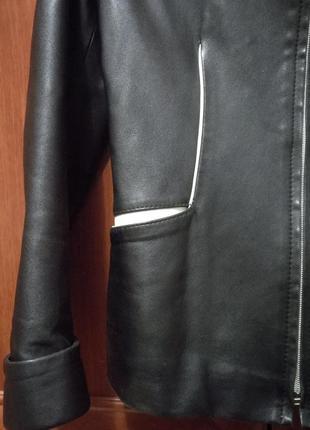 Шкіряна куртка4