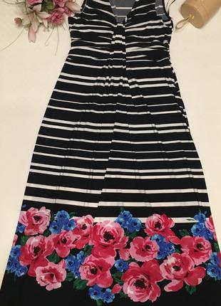 Платье длинное хл см. замер1