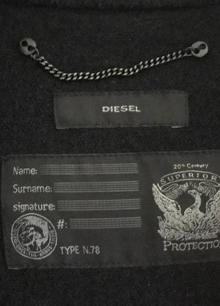 Пальто, diesel4 фото