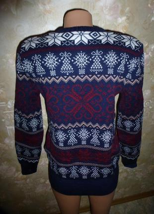 Теплый свитер4